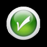 Checkmark green