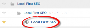 Local First SEO Google Analytices site| Carrollton